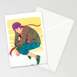 Trasshhh Stationery Cards