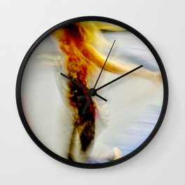 Kinetic Youth Wall Clock
