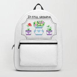 I'm Still Growing Backpack