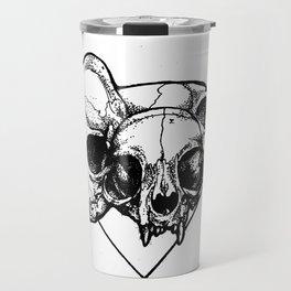 Feline Trinity Travel Mug
