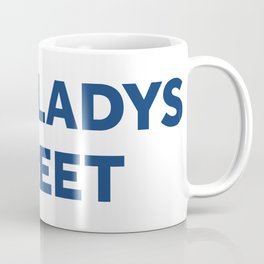 Everton - Gwladys Street Coffee Mug