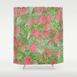 Grevillea Robyn Gordon Shower Curtain