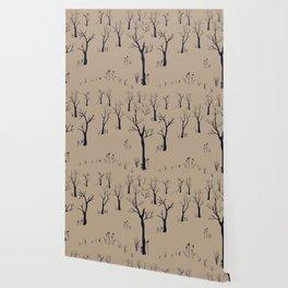 Bare Forest Wallpaper