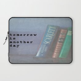 Tomorrow is Another Day Laptop Sleeve