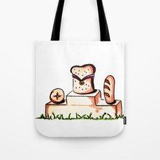 Bread Winner Tote Bag