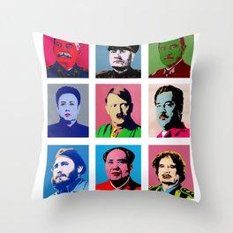Dictart Throw Pillow