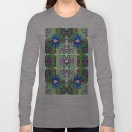 Symmetrical Mouse (-106) Long Sleeve T-shirt