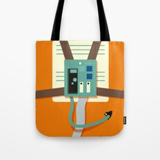 Star Wars X-wing Fighter Suit Tote Bag