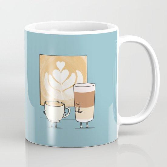 Latte art by milkyprint