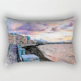 Trapani art 2 Rectangular Pillow