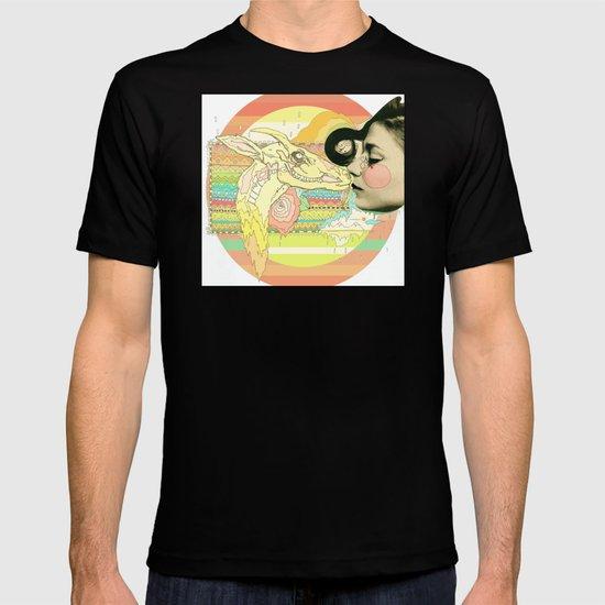 luv el chivo, la cabra  T-shirt
