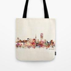 San Francisco city Tote Bag