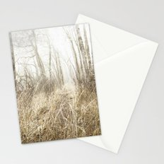 MIMICKED FORMS IN A MYSTERIOUS WOOD Stationery Cards