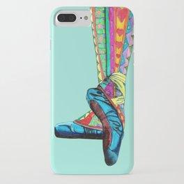 Happy Ballet II iPhone Case