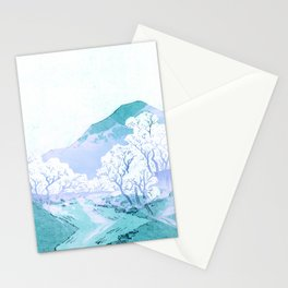 Ghost Mountain Stationery Cards