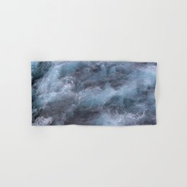 Dark and Stormy Ocean Hand & Bath Towel