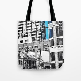 Downtown I Tote Bag