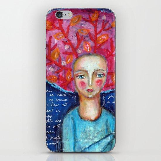 Dear me... iPhone & iPod Skin