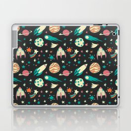 Science Fiction Wrapping Paper No. 1 Laptop & iPad Skin