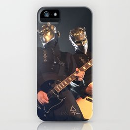 Look At These Jerks iPhone Case