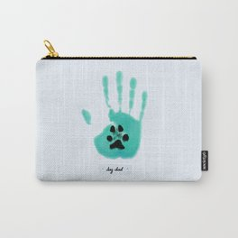 Dog Dad Carry-All Pouch