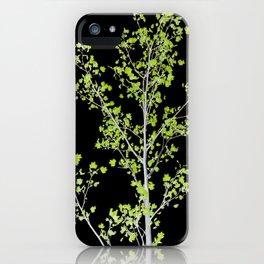 446 - Gingko Tree iPhone Case