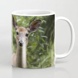 Wandering Deer Coffee Mug