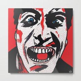 Evil Dead | Pop Art Metal Print