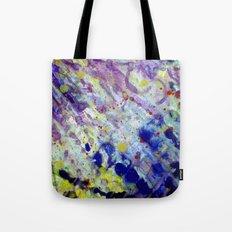 Transparent war of Color's V1 Tote Bag