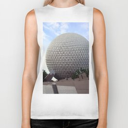 Spaceship Earth Biker Tank