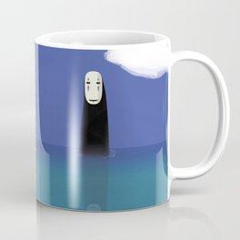 No-Face (Kaonashi) Coffee Mug