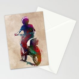 Motor racing #motor #sport Stationery Cards
