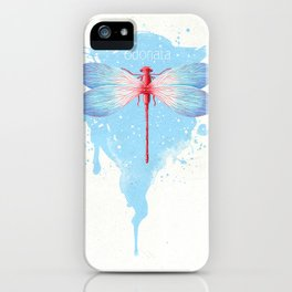 Odonata iPhone Case