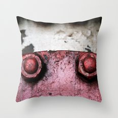 Turn to the Right Throw Pillow