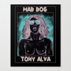 Tony Alva Canvas Print