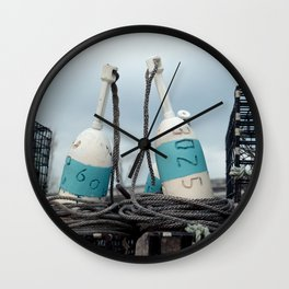 Provincetown (4 of 16) Wall Clock
