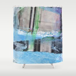 SiestaKeySalt Shower Curtain