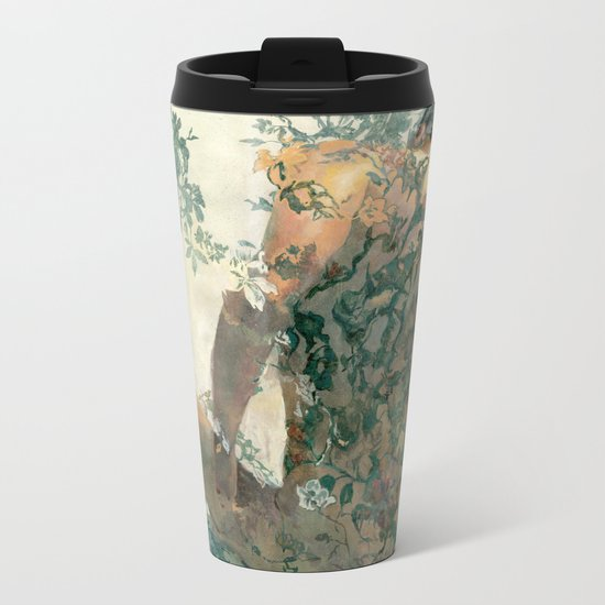 Reve D'Ore Metal Travel Mug
