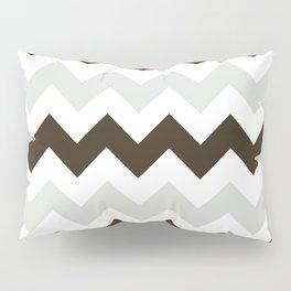 Chevron Makes Me Happy Pillow Sham