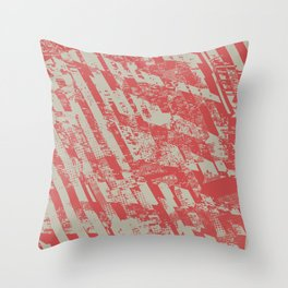Countershading 01A Throw Pillow