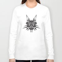 insects Long Sleeve T-shirts featuring Poisonous İnsects by kartalpaf