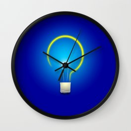 Great Idea Wall Clock