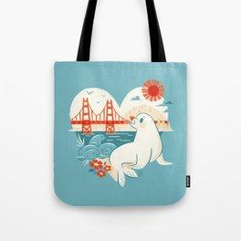 I Heart San Francisco Tote Bag