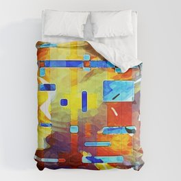 Chihuly Comforters