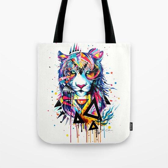 -Tiger - Tote Bag