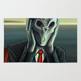 Silent Scream - The Silence Rug
