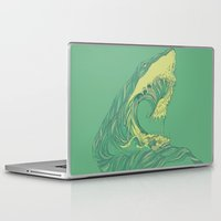 huebucket Laptop & iPad Skins featuring Escape by Huebucket