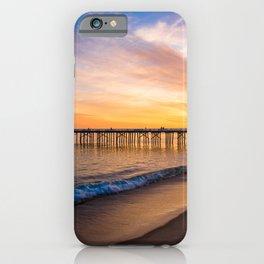 Desktop Wallpapers Malibu USA Sea Nature Sky Waves iPhone Case