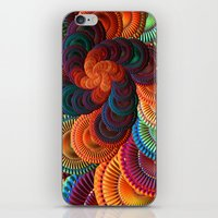 coasters iPhone & iPod Skins featuring The Coasters by ArtPrints