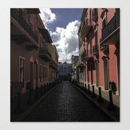 Old San Juan, Puerto Rico Canvas Print